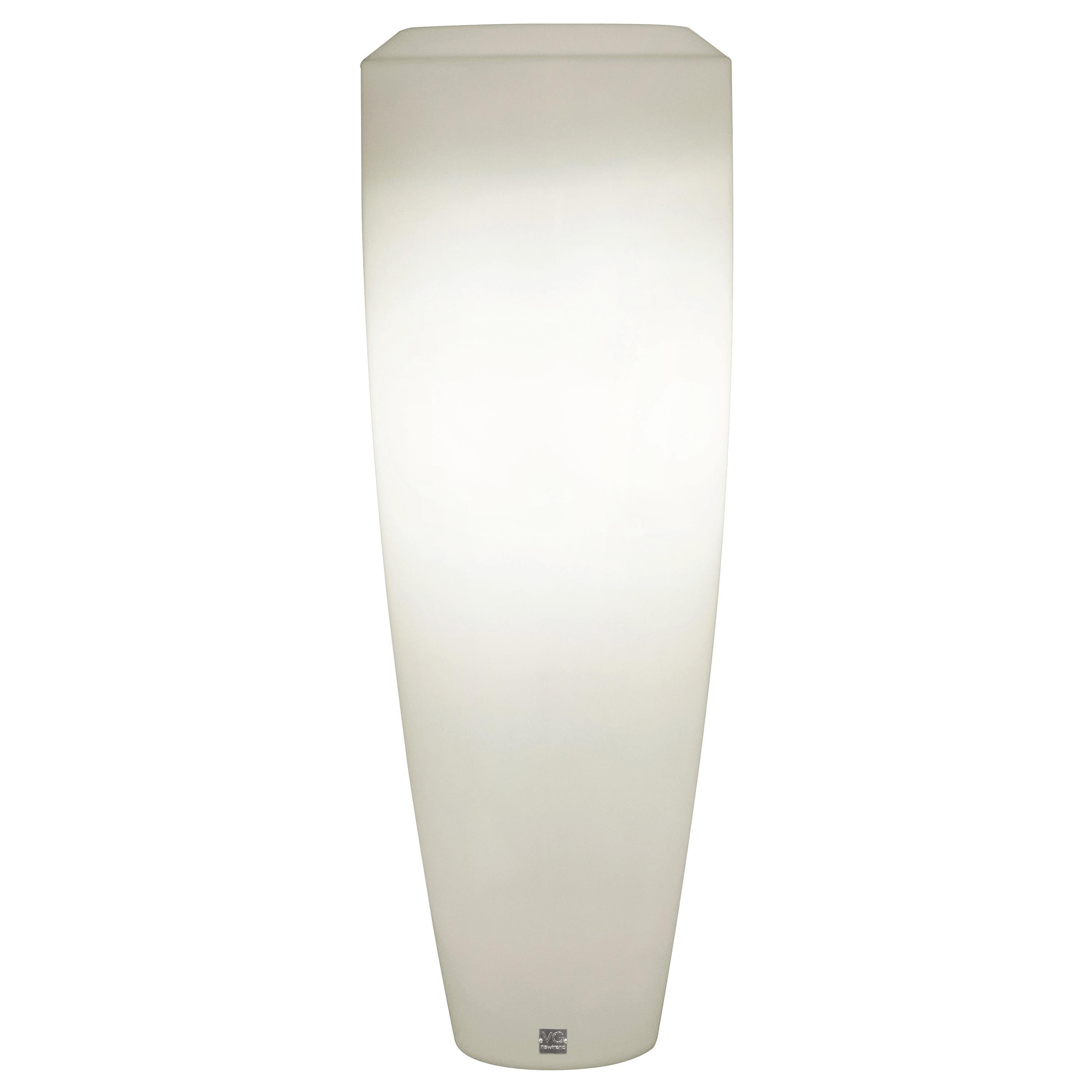 Obice Small Lamp, Ldpe, Fluorescent Kit, Indoor or Outdoor, Italy