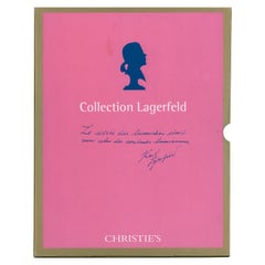 Lagerfeld Collection_Christies April & May, 2000