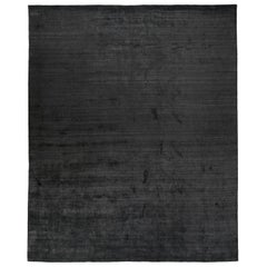 Grey Lori Buff Wool Area Rug
