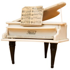 French Limited Edition Bakelite Minature Piano