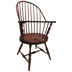 Vintage Child's Windsor Armchair