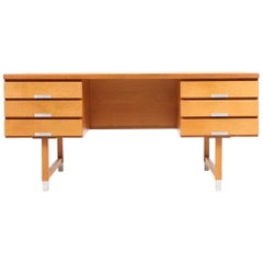 Kai Kristiansen Desk in Oak