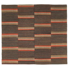 Early 20th Century Wool Apron 'Pangden,' Western Tibet