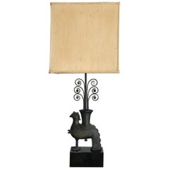 William Billy Haines Metal Lamp