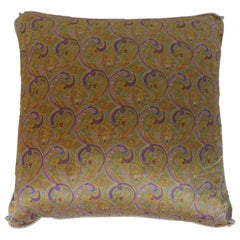 French Silk Pillow Down Filled