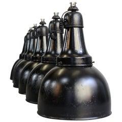 Italian Factory Lights, circa 1920s