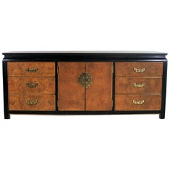 Vintage Chin Hua Low Dresser Credenza by Raymond K. Sobota for Century Furniture
