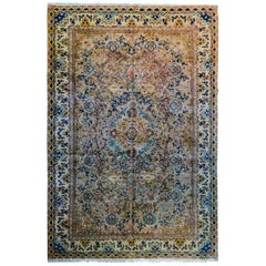Mesmerizing Early 20th Century Tabriz Rug