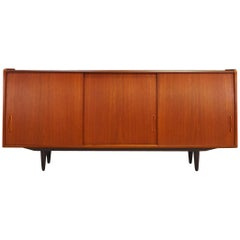 PMJ Viby J Teak Sideboard Danish Design, 1960-1970