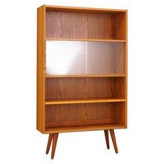 Bookcase Danish Design Teak Vintage Classic 1960-1970