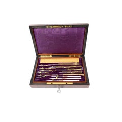 Box of Compasses from the Mid-19th Century