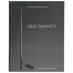 Gino Sarfatti, Exhibition Catalogue