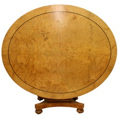 George IV Breakfast Table by William Trotter