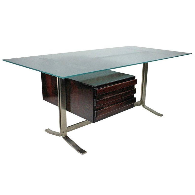 Large Executive Desk by Formanova, Milan For Sale