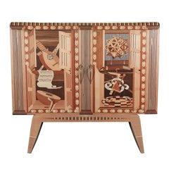 Art Deco Sideboard by Mauro Varotti