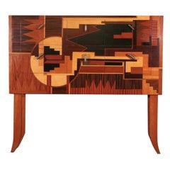 Arte 900 Cabinet by Mauro Varotti