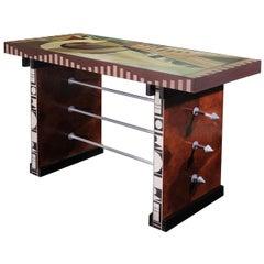 Turandot Desk by Mauro Varotti