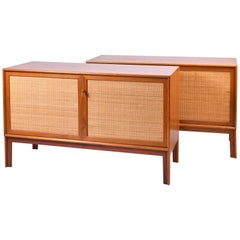 Orange Sideboards