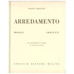 """""""ARREDAMENTO Mobli Ambienti"""" book"""