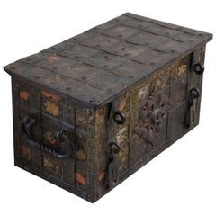 Small Painted Armada Chest