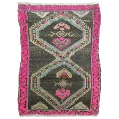 Geometric Turkish Attitude Rug