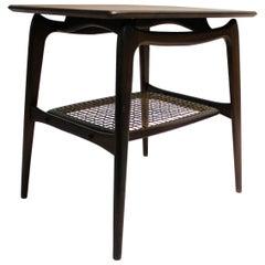 Vintage Side Table by Louis Van Teeffelen for Webe