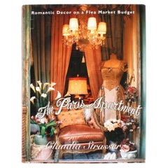 """The Paris Apartment"" Book by Claudia Strasser, First Edition"