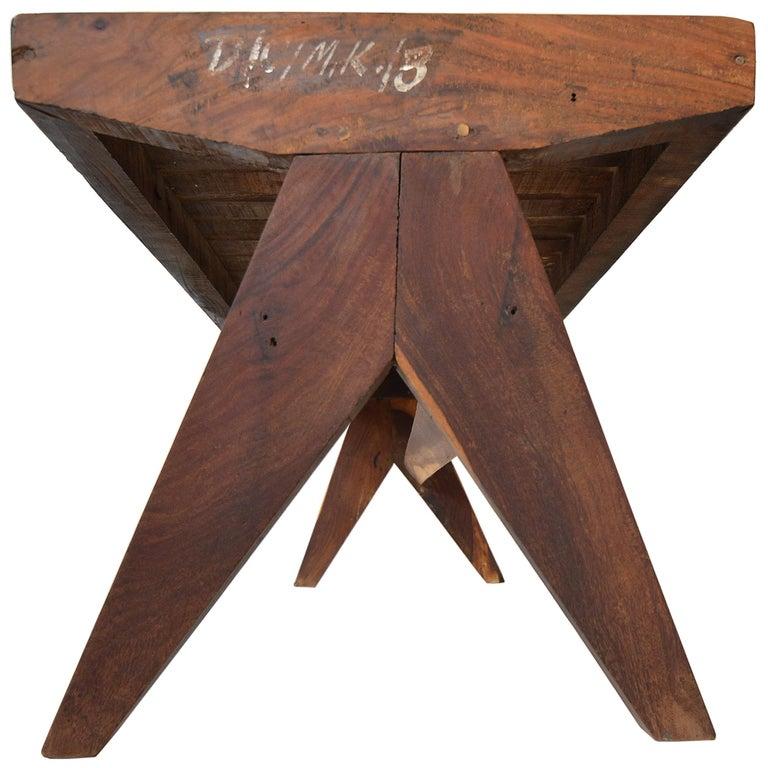 Pierre Jeanneret Bench 1