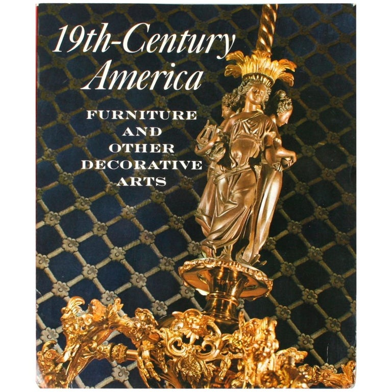 19th Century America Furniture and Other Decorative Arts by Marvin D. Schwartz For Sale