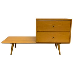 Paul McCobb Planner Group Modular Dresser on Platform Bench