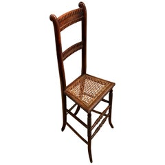 Child's Deportment Chair, England, 19th Century