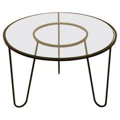 Mathieu Matégot 'Bellevue' Table