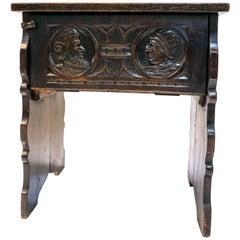 Catalan Side Table, circa 1820s