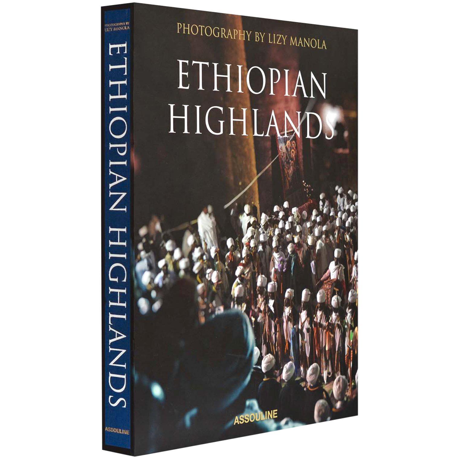 """Ethiopian Highlands"" Book"