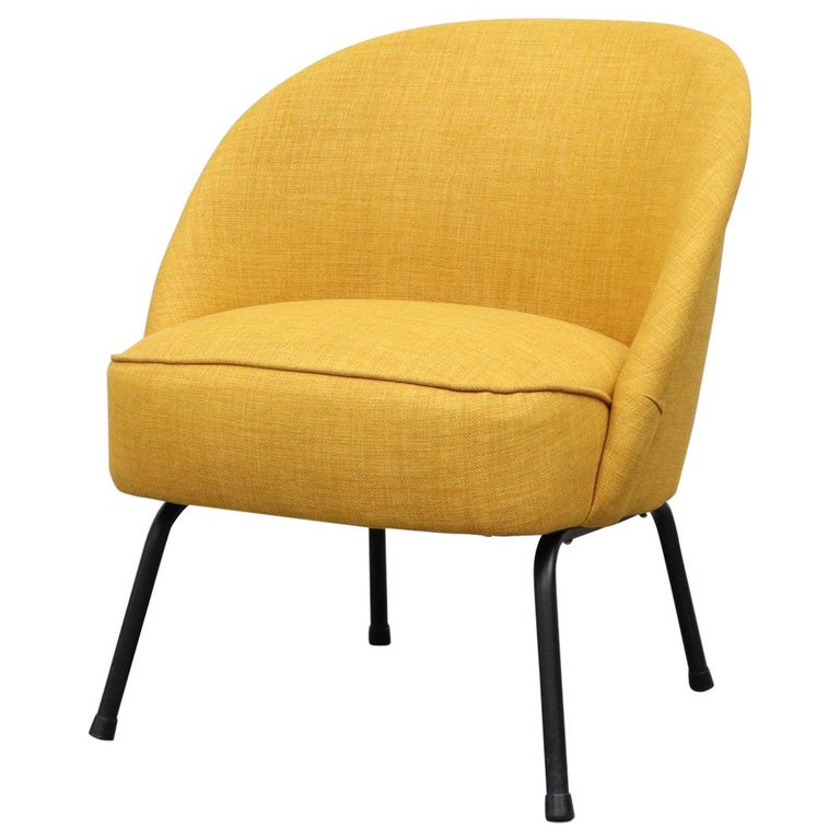 Pastoe Cocktail Lounge Chair For Sale