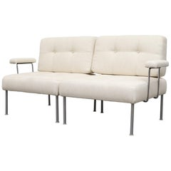 "Poul Cadovius ""Revolte"" for France & Son Loveseat"