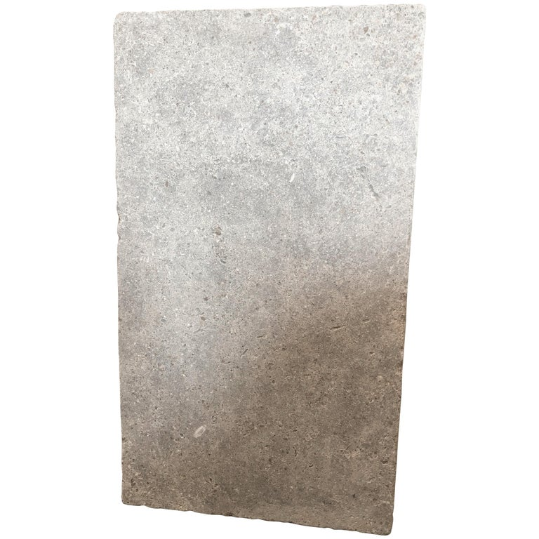 French Church Style Flooring in Stone For Sale