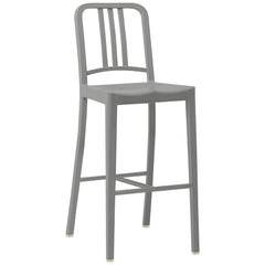 Emeco 111 Navy Barstool in Flint by Coca-Cola