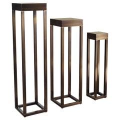 Bronze Pedestal XVI