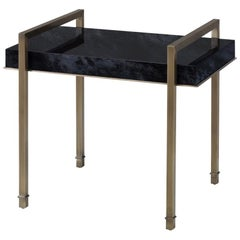 Bronze Side Table XVIII