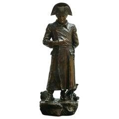 Napoleon Bronze Sculpture, Amédée Charron
