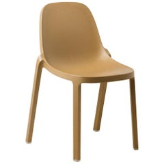 Emeco Broom Stacking Chair in Tan by Philippe Starck