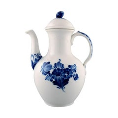 Royal Copenhagen Blue Flower Braided 10/8189 Coffee Pot