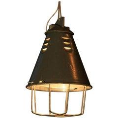"1970s ""Kwoka"" Lamp Model P 250"