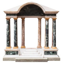 Grand Tour Model of a Palladian Portico