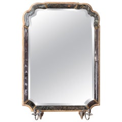 Queen Anne Marginal Wall Mirror
