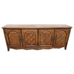 Thomasville Country French Style Sideboard Buffet Server