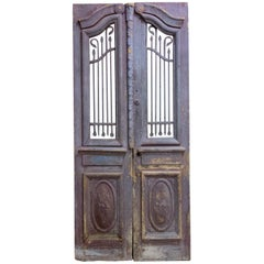 Large Antique Doors, Egypt in the Early 1900