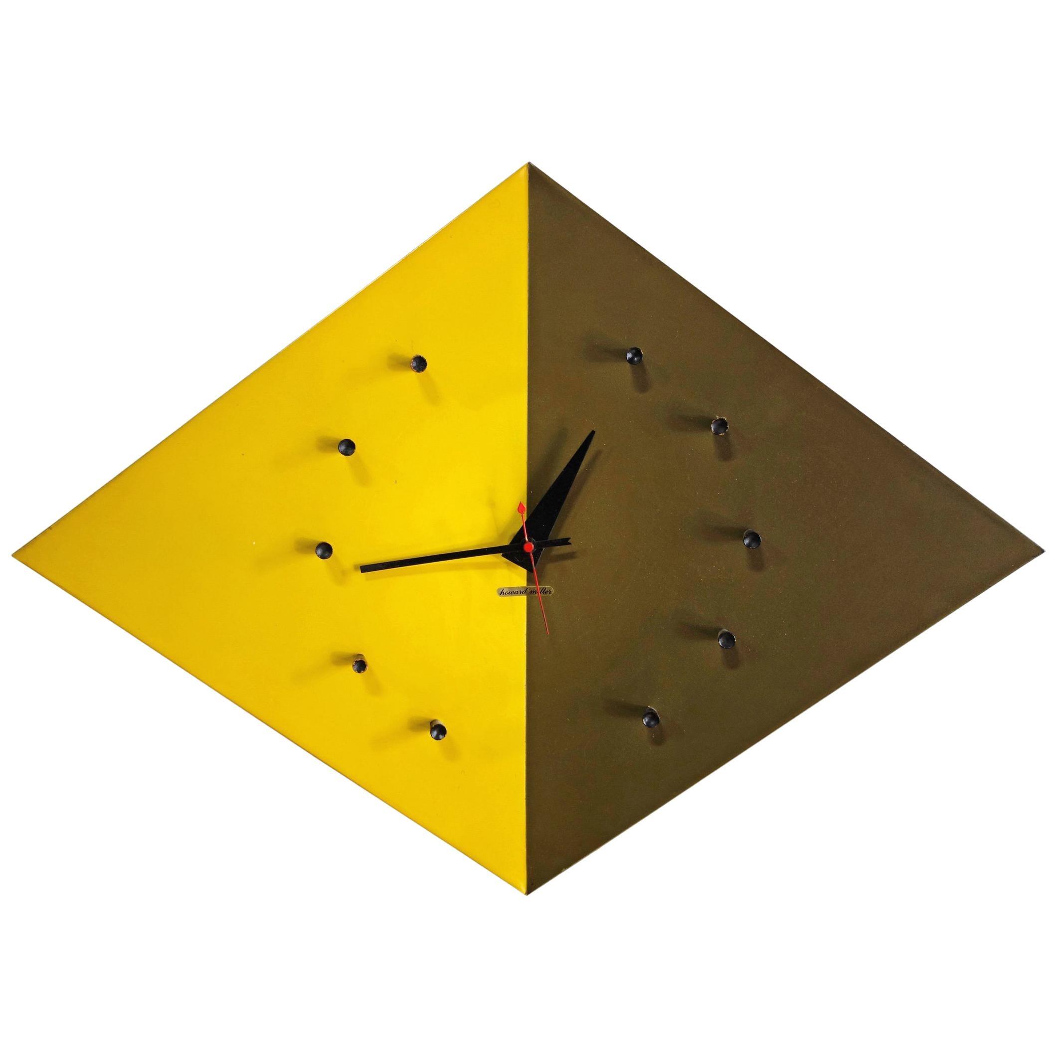 George Nelson Kite Clock for Howard Miller