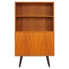 Bookcase Vintage Danish Design Teak, 1960-1970